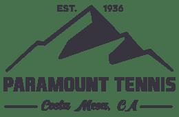 Paramount Tennis Logo